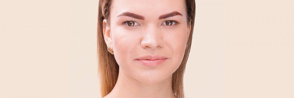 Уход за бровями после перманентного макияжа