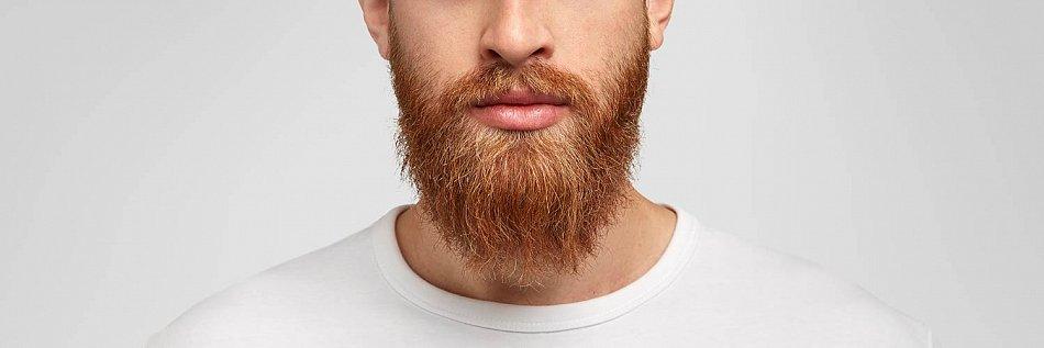 Правильный уход за бородой и усами
