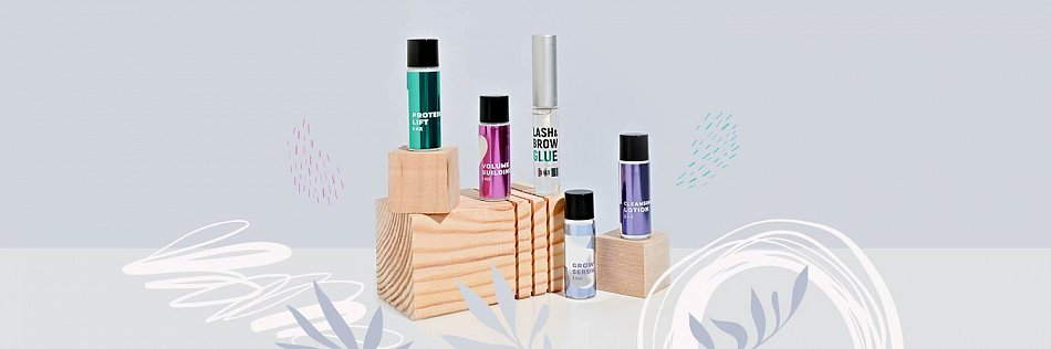 «Innovator Cosmetics» — производитель косметики для бровей и ресниц